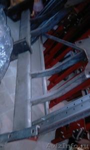 Кронштейн лемехов картофелекопателя КНТ 36.000 картофелекопалки КТН - 2В - Изображение #3, Объявление #741176