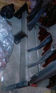 Кронштейн лемехов картофелекопателя КНТ 36.000 картофелекопалки КТН - 2В - Изображение #2, Объявление #741176