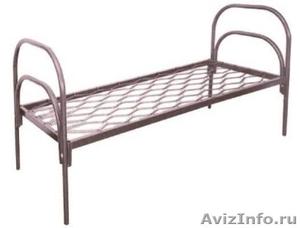 Кровати от производителя, металлические кровати, кровати для больницы - Изображение #2, Объявление #900490