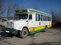 Автобус ГОЛАЗ 4242белый