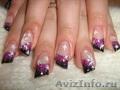 красивые ногти на каждый день и на праздник