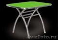 Мебель из хрома