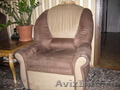 кресло-кровать с ящиком для белья