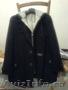 пальто зимнее с капюшоном Menchi Tessuti
