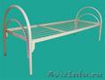 кровати двухъярусные с деревянными спинками, кровати одноярусные металлические - Изображение #6, Объявление #700355
