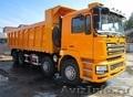 SHACMAN 8X4 SX3316DT366 грузоподъемность 40-тонн, двигатель ЕВРО-4 и кабина  F(30