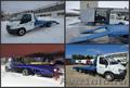 Переоборудование новых грузовых автомобилей,  поддержанных бу авто.