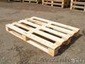 Поддоны деревянные в наличии и на заказ